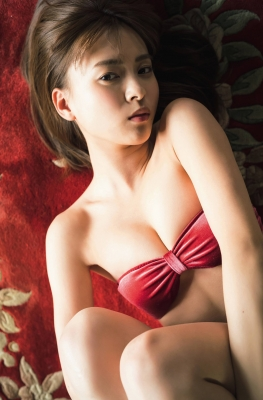 Yume Shinjo Swimsuit Gravure A Japanese heroine with a smile that charms everyone in the clear air 2021008