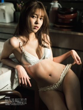 Yume Shinjo Swimsuit Gravure A Japanese heroine with a smile that charms everyone in the clear air 2021010
