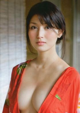 Manami Hashimoto Swimsuit Gravure Cuddle up to me015