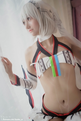 Cosplay Swimsuit Style Costume Altera Fate023