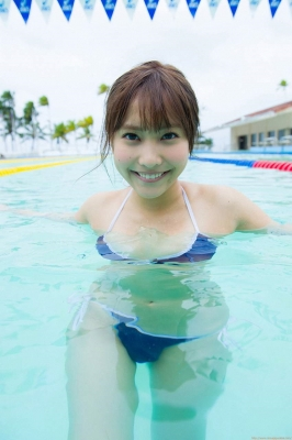 Hinako Sano Gravure Swimsuit ImagesNatural beauty, cute face and super body, she is super cute008