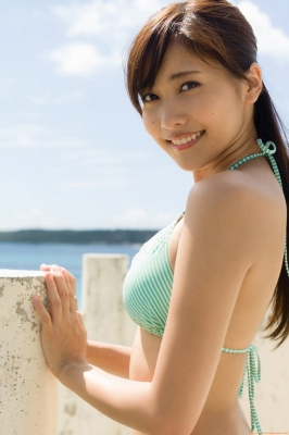 Hinako Sano Gravure Swimsuit ImagesNatural beauty, cute face and super body, she is super cute050
