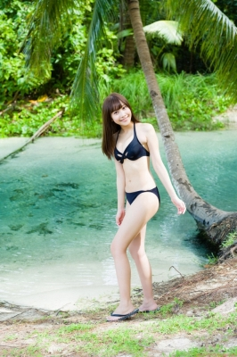 Hinako Sano Gravure Swimsuit ImagesNatural beauty, cute face and super body, she is super cute075