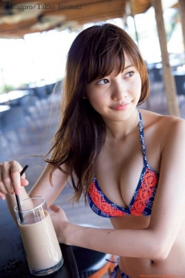 Hinako Sano Gravure Swimsuit ImagesNatural beauty, cute face and super body, she is super cute086