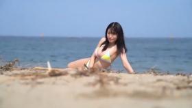 Rei Kaminishi swimsuit gravure First photo book Temperature of Water 2020036
