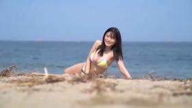 Rei Kaminishi swimsuit gravure First photo book Temperature of Water 2020039