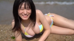 Rei Kaminishi swimsuit gravure First photo book Temperature of Water 2020043