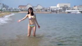 Rei Kaminishi swimsuit gravure First photo book Temperature of Water 2020055
