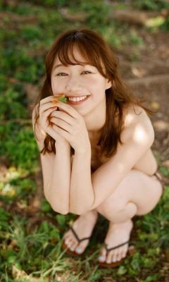 Akane Sakanoue swimsuit gravure 1ST photo book Akane Iro on sale008