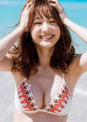 Akane Sakanoue swimsuit gravure 1ST photo book Akane Iro on sale016