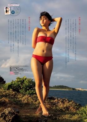 Yurika Wagatsuma Swimsuit Gravure Angel with hearing aid 2021004