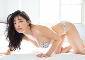 Yurika Wagatsuma Swimsuit Gravure Angel with hearing aid 2021009