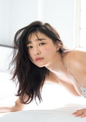 Yurika Wagatsuma Swimsuit Gravure Angel with hearing aid 2021010