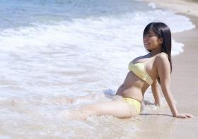 Yuuno Ohara swimsuit gravure 2021 calendar on sale007