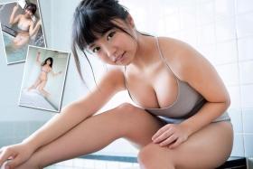 Yuuno Ohara swimsuit gravure 2021 calendar on sale038