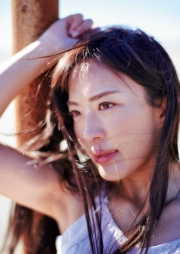 Minase Ozawa swimsuit gravure Beautiful woman golfer sexy swing 2021004