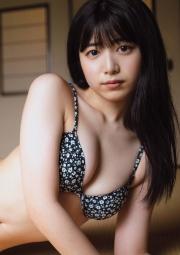 Risa Yoshida swimsuit gravure white blouse tatami room devilish flower scent confuse me 2021002