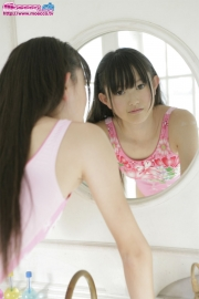 Hikaru Takahashi Pink Swimming Race Swimsuit School Swimsuit031