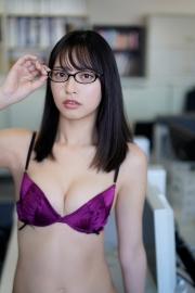 Riko Otsuki Swimsuit Gravure Office Lady Courtesan 2021011
