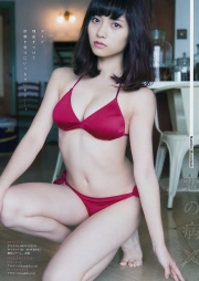 Nashiko Momotsuki swimsuit gravureCant stop themomentum 4The momentum never stops42014