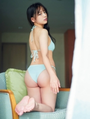Saki Tatsuno swimsuit gravure, currently dominating all the magazinesPopular actress of the theater troupe 4 dollar 50 cent 2021003