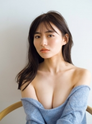 Mao Sakurada swimsuit gravure 23 years old, talked about thebest breast in the history of Miss Magazine 2021008