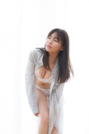 Mao Sakurada swimsuit gravure 23 years old, talked about thebest breast in the history of Miss Magazine 2021010