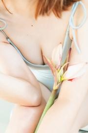 Misaki Kanbe swimsuit gravure Model beauty activein many TV programs 2021002