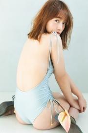Misaki Kanbe swimsuit gravure Model beauty activein many TV programs 2021003
