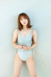 Misaki Kanbe swimsuit gravure Model beauty activein many TV programs 2021010