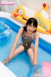 Asuka Izumi Swimming Race Swimsuit Images013