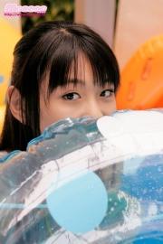 Asuka Izumi Swimming Race Swimsuit Images015