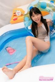 Asuka Izumi Swimming Race Swimsuit Images016