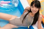 Asuka Izumi Swimming Race Swimsuit Images018