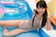 Asuka Izumi Swimming Race Swimsuit Images017