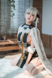 Cosplay Swimsuit Style Costume Azur Lane Tiangong Star o007