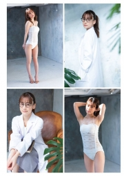 Minami Fukuoka swimsuit gravure The case that it is amazing when a woman takes off her clothes 2021002