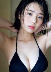 Kimina Kikuchi swimsuit gravure Great attention in the gravure world in 2021 009