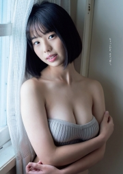 Kimina Kikuchi swimsuit gravure Great attention in the gravure world in 2021 004
