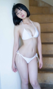Kimina Kikuchi swimsuit gravure Great attention in the gravure world in 2021 012