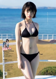 Kimina Kikuchi swimsuit gravure Great attention in the gravure world in 2021 008