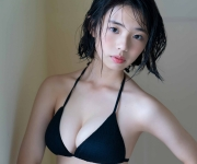Kimina Kikuchi swimsuit gravure Great attention in the gravure world in 2021 014
