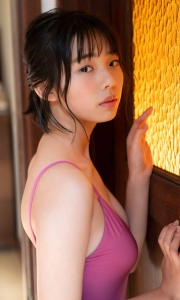 Kimina Kikuchi swimsuit gravure Great attention in the gravure world in 2021 013