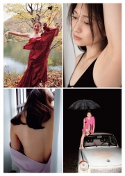 Ito Ohno swimsuit gravure 25 years old 10thanniversary of her debut as an actress 2021002