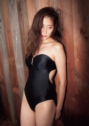 Ito Ohno swimsuit gravure 25 years old 10thanniversary of her debut as an actress 2021003
