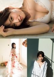 Sachika Nitta First Swimsuit Miss Seigaku Second PrizeLove rear beauty002