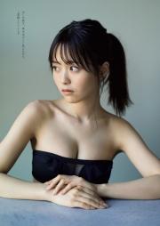 Sachika Nitta First Swimsuit Miss Seigaku Second PrizeLove rear beauty005