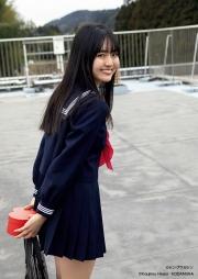 w_2021-11_cover3Luna Toyoda Swimsuit GravureLunchan presents Last JKs Valentine 2021