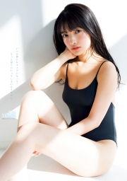 2-003Airi Hiruta swimsuit gravure 16 years old, too cutechallenged to look like an adult 2021