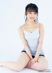 w_2021-11_back3Airi Hiruta swimsuit gravure 16 years old, too cutechallenged to look like an adult 2021